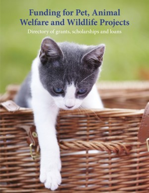 Funding for Pet, Animal Welfare and Wildlife Projects